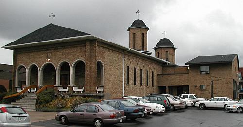 Imagini pentru biserica ortodoxa buna vestire montreal